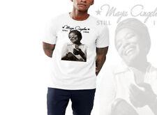 Black History Month T-Shirt Maya Angelou, Malcolm X Angela Davis MLK XXI