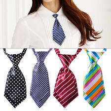 Damen Business Dünn Trendy Schlips Modern Krawatte Schmale Binder Krawatten