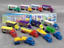 Überraschungsei Figuren Trucks ab 1996 verschiedene Serien Auswahl UeEi Lkw