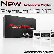 35W HID BI-XENON KIT Slim Ballasts High/Low H4 HB2 9003 5000K 6000K 4300K 8000K