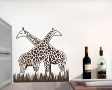 Wandtattoo Giraffen Wandsticker