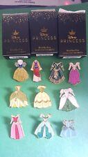 DISNEY PRINCESS PINS Loungefly Pins Pocahontas Merida Jasmine Snow White & More
