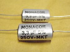 KONDENSATOR MKT 3,3µF 250V- MONACOR   2x       18188
