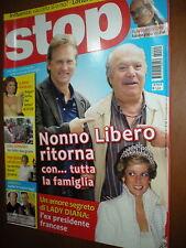 Stop.LINO BANFI & GIULIO SCARPATI,LADY DIANA SPENECER, MARCELLO CIRILLO, fff