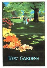 Vintage 1911 Kew Gardens affiche promotionnelle A1/A2/A3 impression
