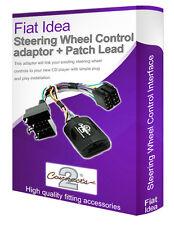 FIAT IDEA autoradio adattatore lead, collegare il volante stelo controlli