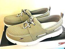 ON SALE! Speedo Women's Port Water Shoe Boat Shoe - GRAY - Size 6 - 8J_28a