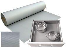 Einlegematte Schubladeneinlage Schubladenmatte Noppenmatte Meterware B: 50, 90cm