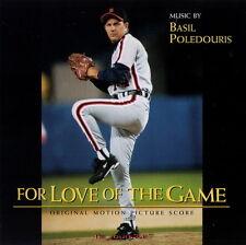 For Love Of The Game - OST Varese [1999] | Basil Poledouris | CD NEU