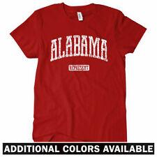 ALABAMA REPRESENT Women's T-shirt - Birmingham Huntsville Crimson Tide S to 2XL