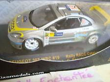 PEUGEOT 307 WRC RACC CATALUNYA 2006 IXO 1/43°