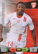 ALO'O EFOULOU CAMEROON AS.NANCY MOUSCRON CARD ADRENALYN PANINI FOOT 2011