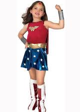 Kids Superhero Wonder Woman Costume