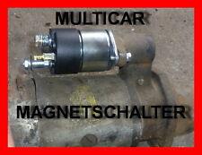 1 x Magnetschalter Zugmagnet Multicar M24 M25 M 24 25 M22 Waran f. DDR  Anlasser
