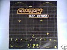 """CLUTCH Mad desire 12"""" ITALO ZONE RARISSIMO"""