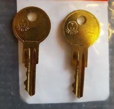 CH501 CH502 CH503 CH504 CH505 KEY 2 NEW KEYS FOR TOOL BOX KEY Codes CH501-CH505