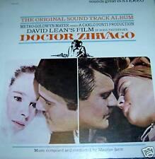 Doctor Zhivago Original Sound Track LP Record Music Album w