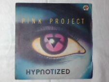 "PINK PROJECT Hypnotized 7"" STEFANO PULGA ITALO DISCO"