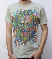 Alan Watts T shirt Artwork