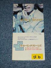 "ROLLING STONES Japan 1995 Tall 3"" inch CD Single I GO WILD"