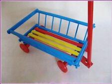 """"""" voiture en bois """" 71 chariot jouet de transport beaucoup couleurs coloré"""