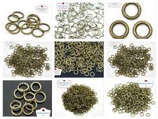 Anelli anellini Bronzo per Creazioni scegli misura