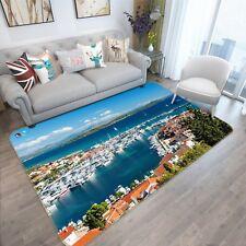 3D Villaggio 230 Pavimento Antiscivolo Tappeti Elegante Tappeto IT Cobb