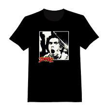 Machete Zombie - Dawn of the Dead #3 - Custom T-Shirt (039)