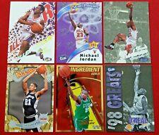 1997-98 Fleer Ultra Gold Medallion Oneal Star Power Pippen Rodman Ultrabilitiies