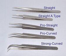 Eyelash Extension Vetus Straight or Curved Tweezers