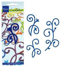 1 Präge- Stanzschablone  SCHNÖRKEL Swirl 118-120 MARIANNE DESIGN CREATABLES