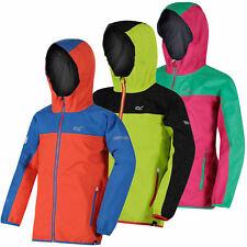 Regatta Deviate Reflective Kids Waterproof Jacket