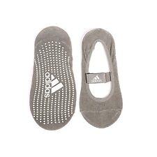 adidas Yoga Socks,Barre Socks,Pilates Socks,Toeless Non Slip Skid With Grips