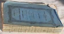 LETTERE SCELTE DI ANNIBAL CARO NOTE PIETRO DAL RIO 1846 PAOLO ZANOTTI COMP