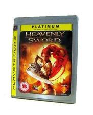 Heavenly Sword -- Platinum Edition (Sony PlayStation 3, 2008) - European Version