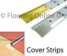 Carpet Cover Doorbars - German Quality - Quality Metal Threshold Profile