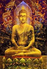 GAUTAMA BUDDHA GLOSSY POSTER PICTURE PHOTO siddhartha indian hindu awakened 3196