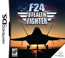 F24: Stealth Fighter (Nintendo Game Boy Advance, 2006)