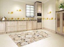 3D Circle image30 Kitchen Mat Floor Murals Wall Print Wall Deco AJ WALLPAPER US