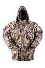 Mil-Tec Jacke Hunting Camo Anorak Tarnjacke Tarnmuster Camouflage S-3XL