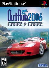 OutRun 2006: Coast 2 Coast (Sony PlayStation 2, 2006)