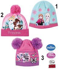 Disney Minnie Mouse, Princess, Frozen Wintermütze Hut Mütze Kopfbedeckung NEU