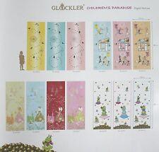 Glööckler Children's Paradise Wand XL Panel Tapete 104x285 cm Motiv wählbar Neu