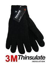1 para hombres 3 M de aislamiento Thinsulate ™ 40g Guantes de punto térmico