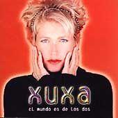 El Mundo Es de los Dos by Xuxa (CD, Jun-1999, Universal Music Latino)