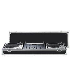 Live Flightcase 19 Disco  - Case Koffer Transportcase 1x Mixer 2x Turntable