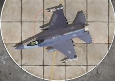 Coastal Kits Aircraft Hardstand Display Base