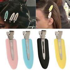 Plain Colour Banana Hair Comb Clips Hair Grips Fashion Hai Liu comb Accesso W4H8