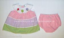 LITTLE BILLY - DRESS - PANTIES - SET – PINK - GIRLS - INFANT - SZ 18 MO –NEW $22