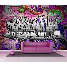 Papier peint géant graffiti 4598